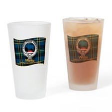Weir Clan Drinking Glass