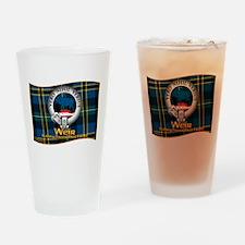 Weir Clan Drinking Glass
