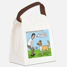 Celebrity Rehab Canvas Lunch Bag