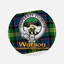 """Watson Clan 3.5"""" Button"""