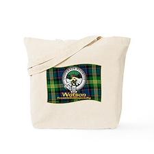 Watson Clan Tote Bag