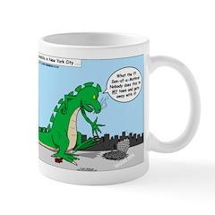 9-11 New York Tribute Mug