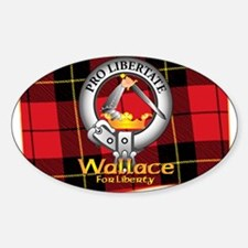 Wallace Clan Decal