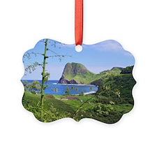 kahakuloa bay Ornament