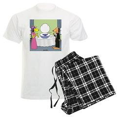 Toilet Bowl Punch Bowl Pajamas