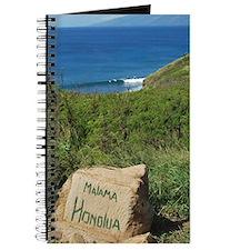 Honoloa Bay Journal