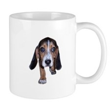 Beagle Puppy Walking Mug