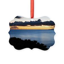 Sunset Ornament