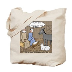 Manger Housekeeping Tote Bag