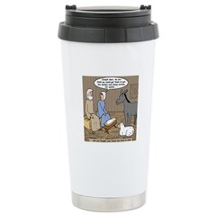 Manger Housekeeping Travel Mug