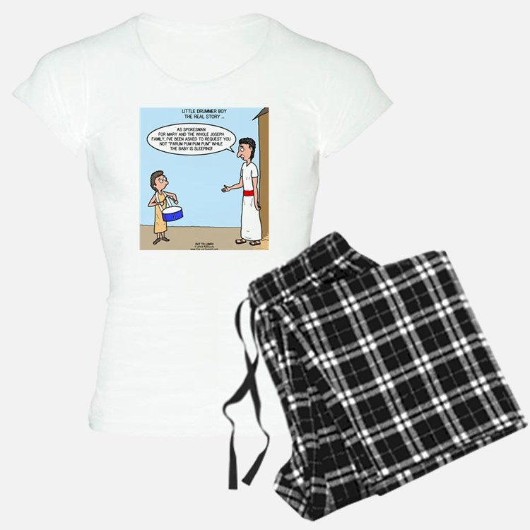 Little Drummer Boy Pajamas