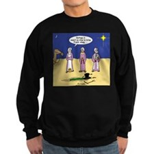 Frosty and the Wise Men Sweatshirt