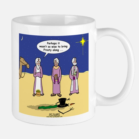 Frosty and the Wise Men Mug