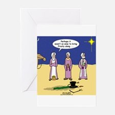 Frosty and the Wise Men Greeting Cards (Pk of 10)