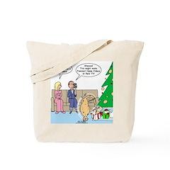Boa for Christmas Tote Bag