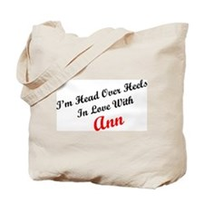 In Love with Ann Tote Bag