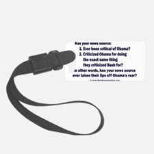 Has your news source Luggage Tag