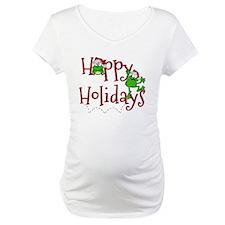 Hoppy Holidays - Frogs Shirt