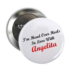 "In Love with Angelita 2.25"" Button (10 pack)"