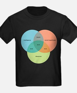 venn-diagram-al T-Shirt