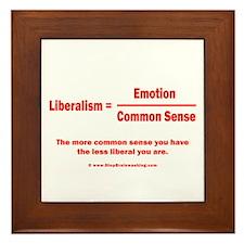 Liberalism is equal to Framed Tile