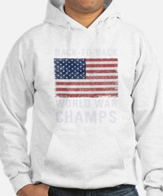 Back to Back World War Champs Jumper Hoody