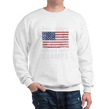 Back to Back World War Champs Sweatshirt