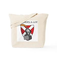 Sir Poopsalot Tote Bag