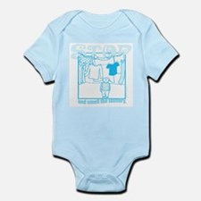 Clean Laundry Infant Bodysuit