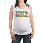 Mexicano Maternity Tank Top