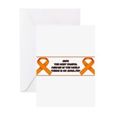 CRPS, most painful disease Greeting Cards