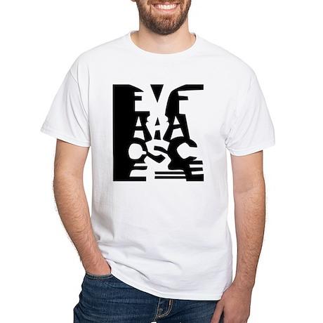 Vase / Face Normal T-Shirt
