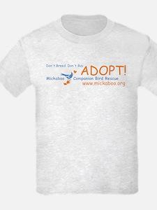 'Adopt!' Kids T-Shirt