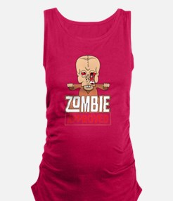 Zombie Approved Maternity Tank Top
