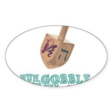 Gimmel, Gobble... Same Thing Decal