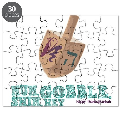 Gimmel, Gobble... Same Thing Puzzle