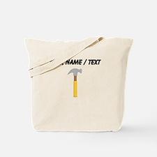 Custom Hammer Tote Bag