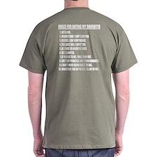 RULES WHITE T-Shirt