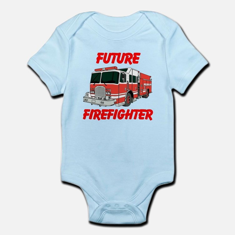 Future Firefighter Body Suit