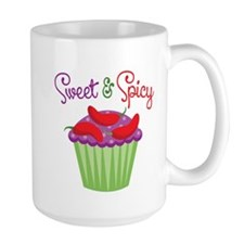 Sweet Spicy Jalapeño Cupcake Mug