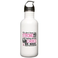 Breast Cancer HowStron Water Bottle