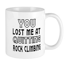 You Lost Me At Quitting Rodeo Riding Mug