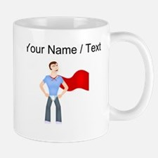 Custom Super Dude Mugs