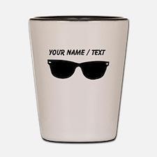 Custom Sunglasses Shot Glass