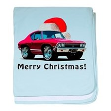 BabyAmericanMuscleCar_F02_68_Chevelle_Xmas_Red bab