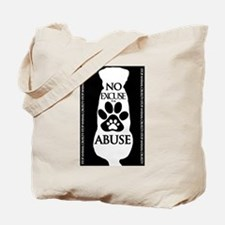 No Excuse for Abuse Tote Bag