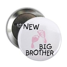 New Big Brother (pink) Button