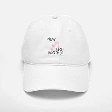 New Big Brother (pink) Baseball Baseball Cap