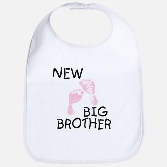 New Big Brother (pink) Bib