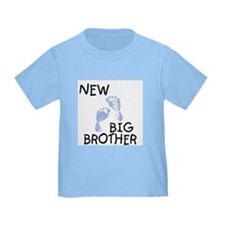 New Big Brother (blue) T